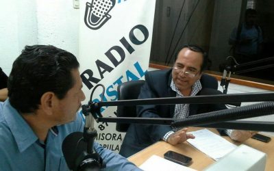 Entrevista Radio Cristal